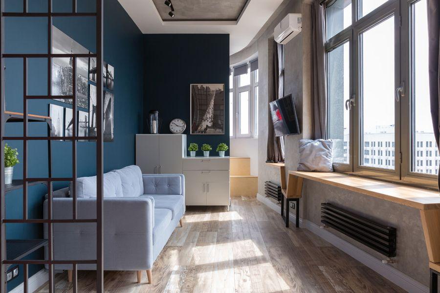 Квартира-студия 30 м, Химки, МО.