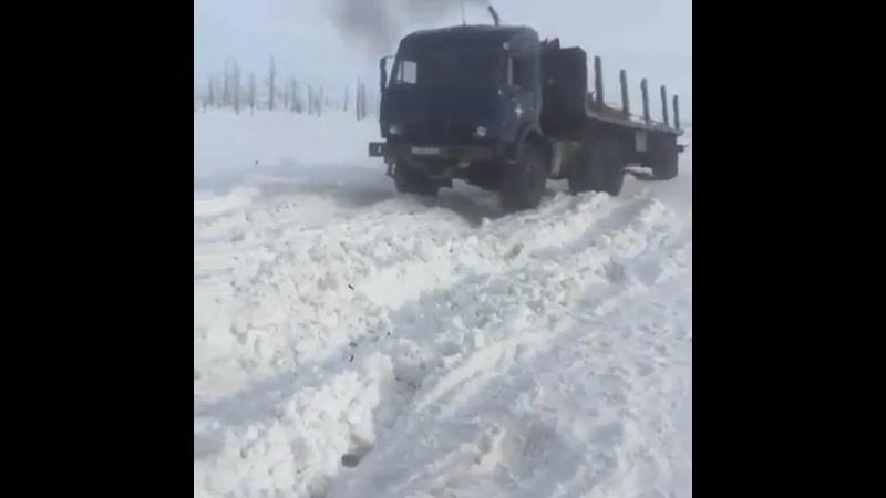 Зимник Ванкор