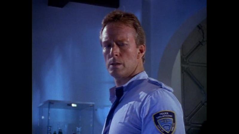 2 серия Enforcer Космический полицейский участок