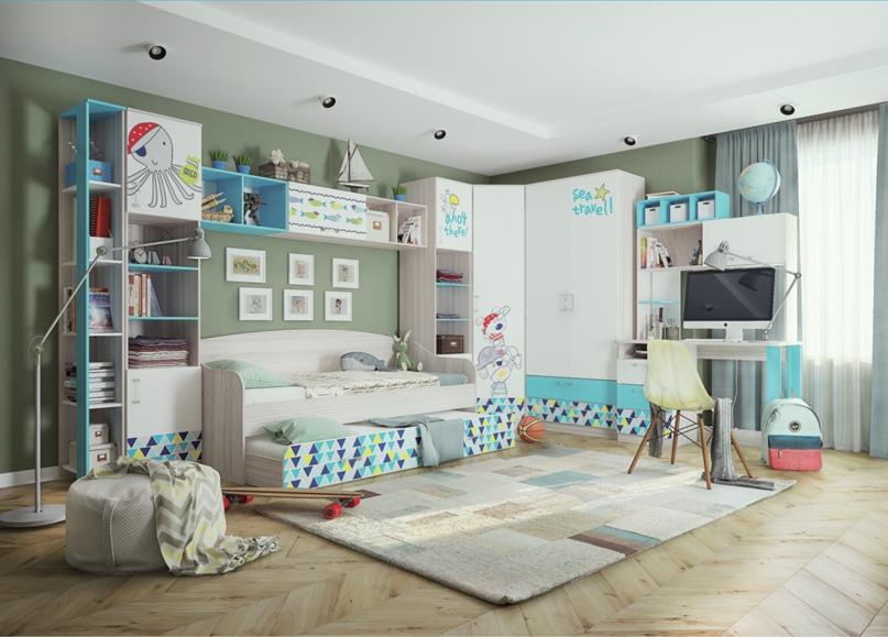 Мебель для детской: 9 ценных рекомендаций для родителей., изображение №7