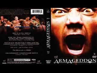 มวยปล้ำพากย์ไทย WWE Armageddon 2005 Part 1 ครับ พี่น้อง เครดิตไฟล์ กลุ่มมวยปล้ำพากย์ไทย