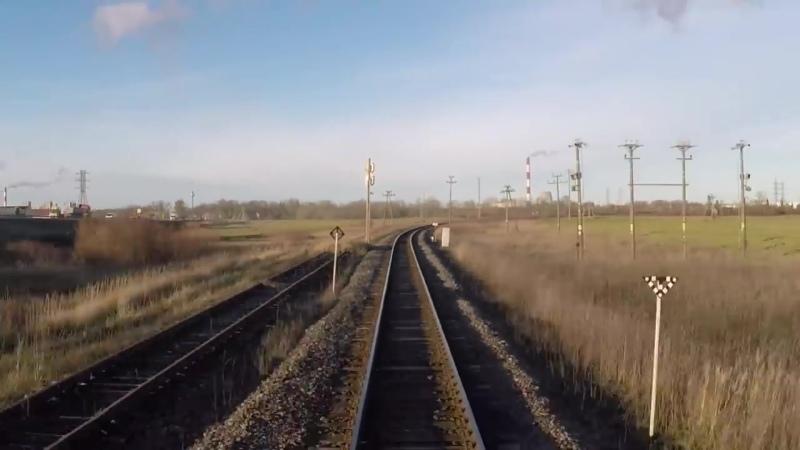 Железнодорожная линия Юлемисте Мууга Лагеди Railway line Ülemiste Muuga Lagedi