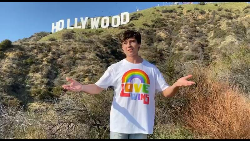 Прохор Шаляпин на Голливудских холмах