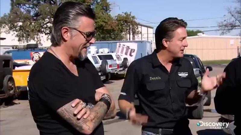 Быстрые и громкие сезон 4 серия 1 Форд Мустанг GT500