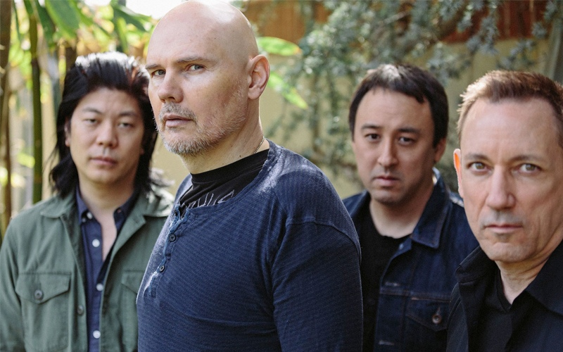 Smashing Pumpkins ''Wrath''