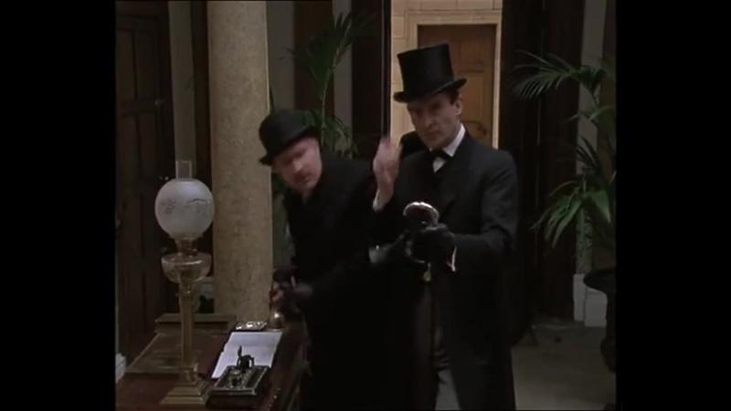 Сериал Приключения Шерлока Холмса The Adventures of Sherlock Holmes 7