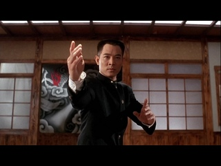 Кулак легенды – Джет Ли раздает люлей самураям