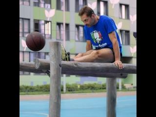 Баскетбол, любовь моя, на кого ты покинул меня.⠀Одна�....