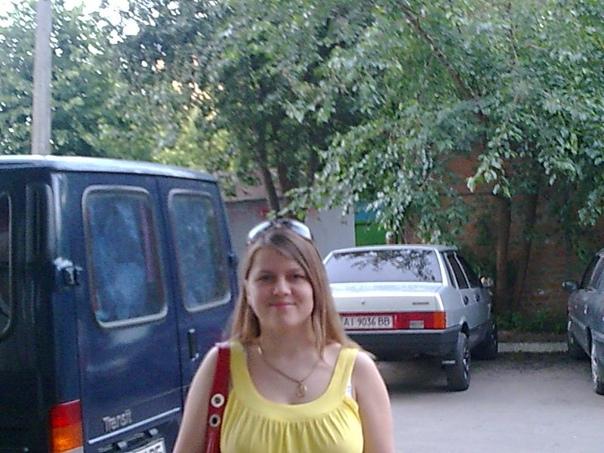 Инна Титаренко, Белая Церковь, Украина