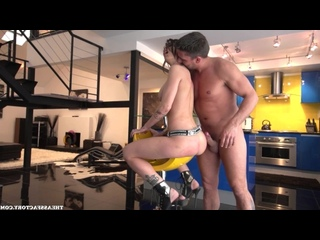 Brandy Aniston - Anal Plungers