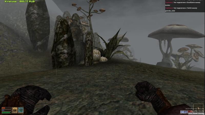 Morrowind - Книгослушинг стрим (Ник Кайм - Солнце Прометея)