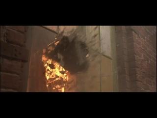 "К/ф ""Радиоволна"" (2000 г.) | Пожар склада (— Я знаю!..)"