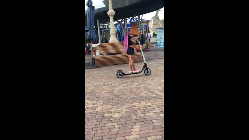 Видео от Регины Тушкановой