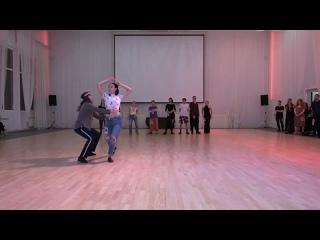 Хастл в Курске. Выступление Маргариты Парфеновой на чемпионате, финал. Школа танцев Dance Life