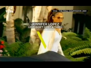 Jennifer Lopez - Love Don't Cost A Thing (VIVA THE FINAL COUNTDOWN 2001)
