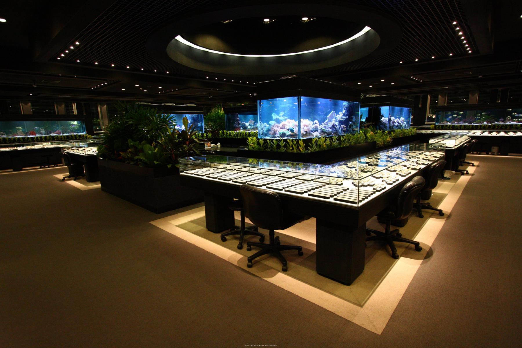 Ювелирная фабрика Gems Gallery в Паттайе фото 11