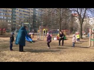 Воспитанники ГБДОУ детского сада №139 - подготовительная группа №5
