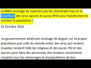 COUILLONA VIRUS / plandémie / 5G / vaccin / inoculation virale BANDE ANNONCE DE 2016