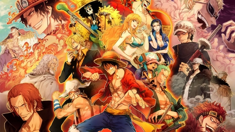 Аниме Ван Пис One Piece 7 Сезон Все Серии Анифильм Марафон
