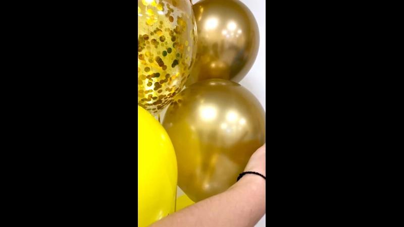 Воздушные шары в Измайлово с доставкой.