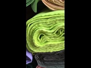 """Видео от ТС """"Магия стежка"""".Трикотажные ткани . Соликамск"""
