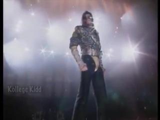 Реакция толпы, когда Майкл Джексон просто стоит  HIstory Porn