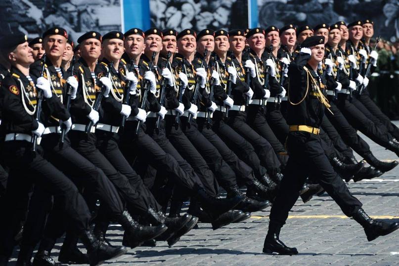 Кинокомпания «Союз Маринс Групп» поздравила ветеранов морской пехоты, изображение №2