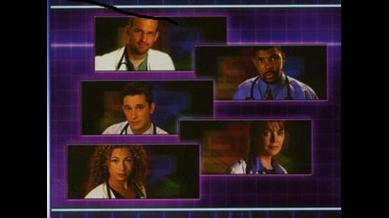 Скорая помощь ER Всё дело в голове 15 серия 8 сезон 2002г 16 драма мелодрама