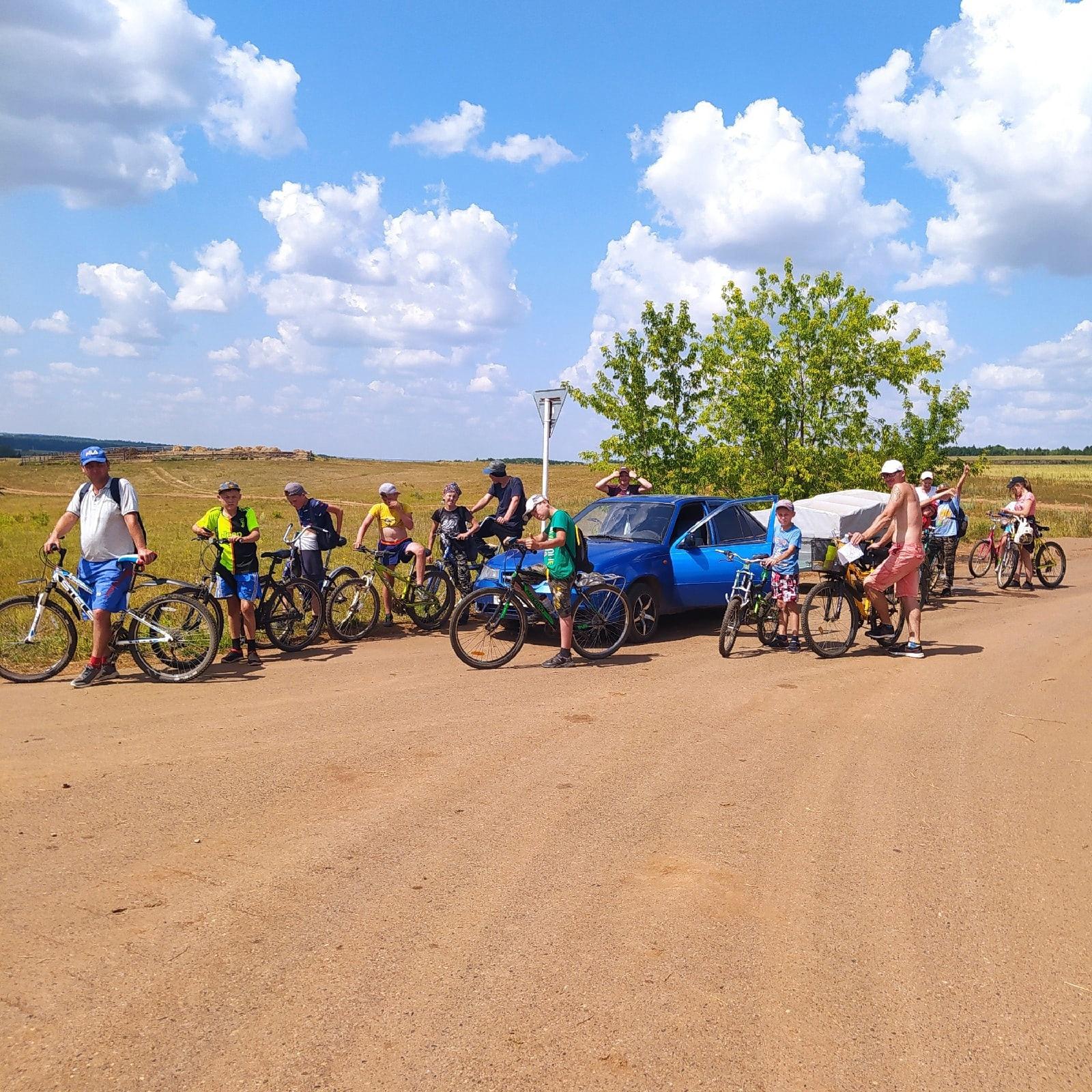 Ребята из деревни Бобья Уча собрали 254