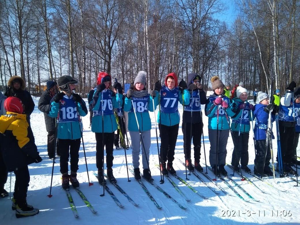 Шесть медалей привезли ребята Можгинского детского дома