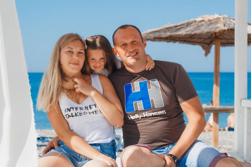 Семейная фотосессия в Евпатории - Фотограф MaryVish.ru