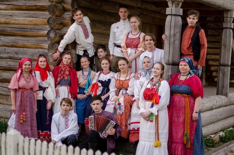 Вологодское отделение Российского фольклорного союза проведет более 25 мероприят...