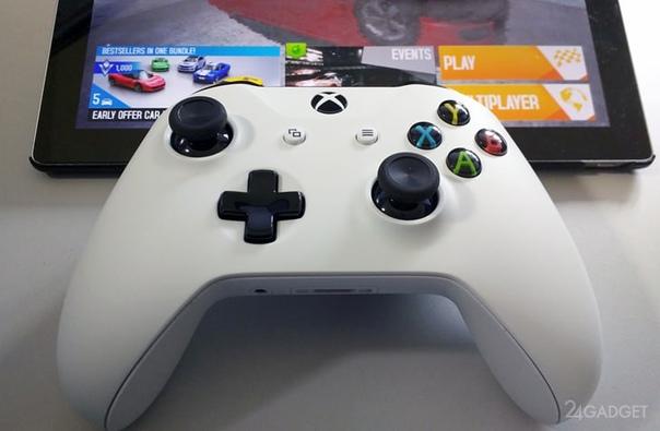 Геймпад Xbox One / S/ PC в отличном состоянии. Игр...