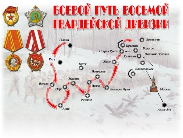 80 лет назад, 18 сентября 1941 года, в Красной армии было введено звание «гвардейская часть»