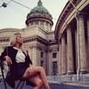 На фото Катя Орлова