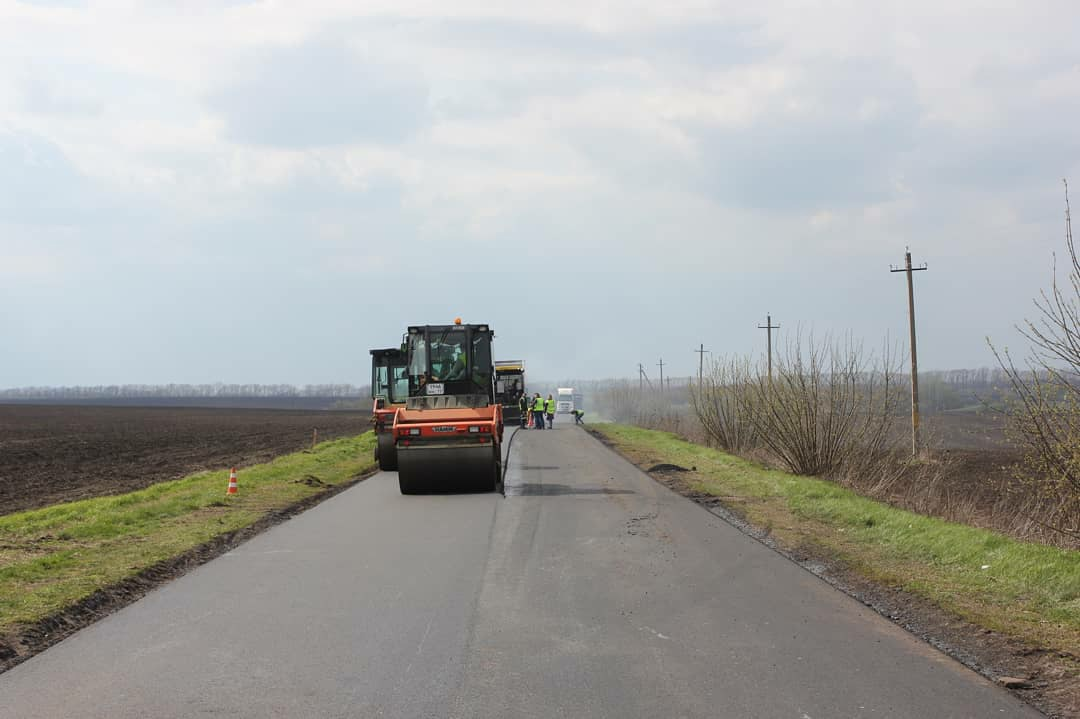 В Курской области планируют отремонтировать более 110 км дорог