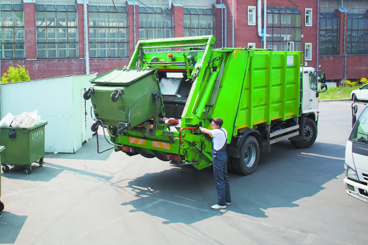 ИНФОРМАЦИЯ о вывозе мусора