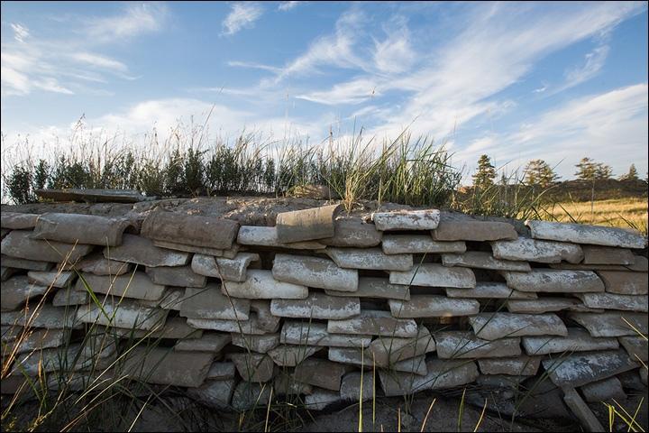 Тайна древней крепости Пор-Бажын, построенной на острове в сибирском озере, изображение №16