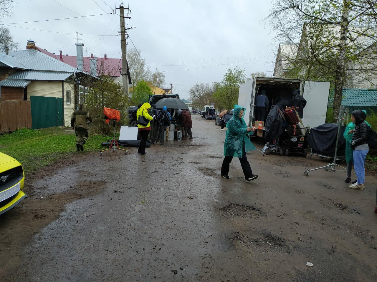 В Кимрах ищут массовку для съемок кинопроекта Бориса Хлебникова