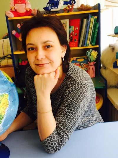 Наталья Колганова