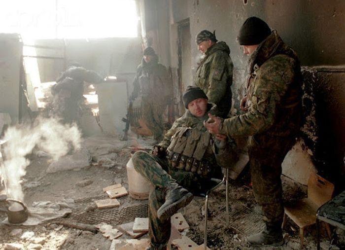 Солдатская азбука выживания.