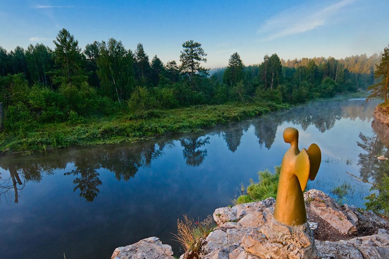 Афиша Ижевск Сплав по реке Серга