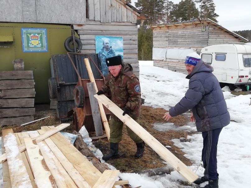 Подготовка к военно-полевым сборам., изображение №5