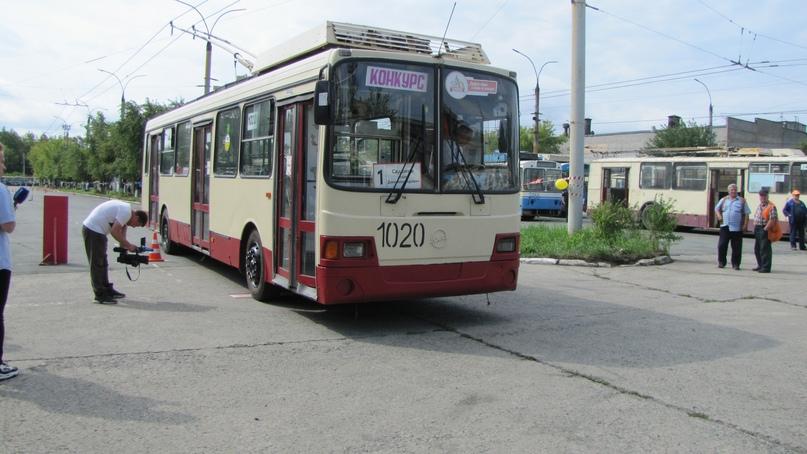 Конкурс профессионального мастерства среди водителей троллейбуса— 2021., изображение №71