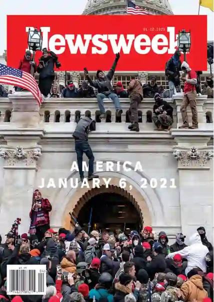 Newsweek USA - January 22  2021