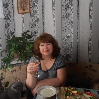 Татьяна Палий, Луганск