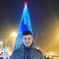 Фотография страницы Никиты Муфтеева ВКонтакте