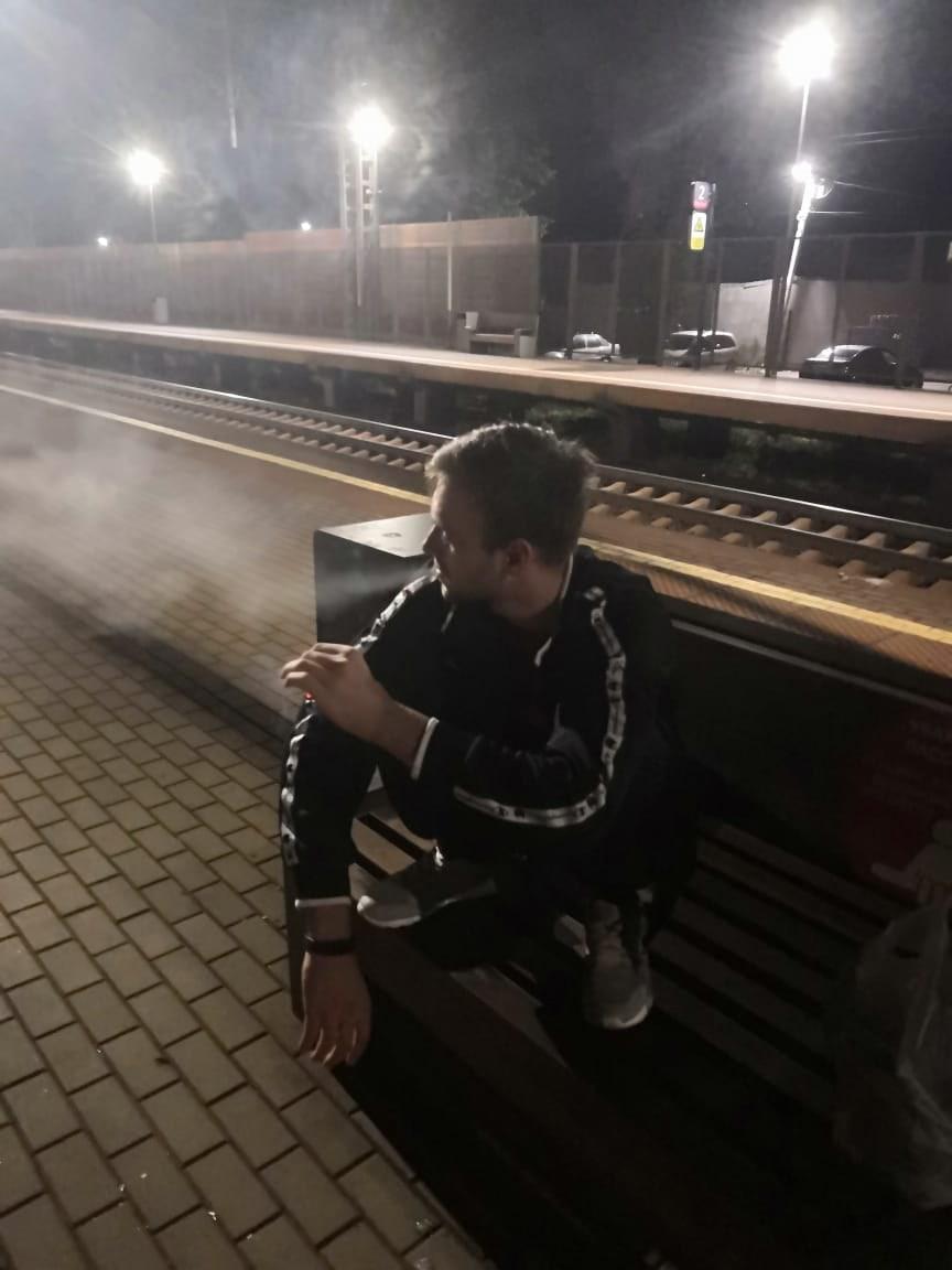 Илья, 20, Ufa