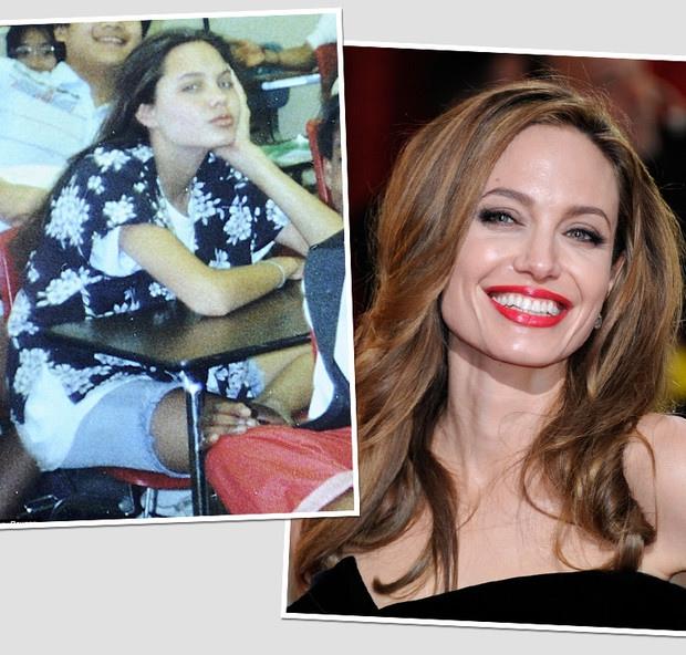 Актриса и режиссер Анджелина Джоли училась в одной из школ Беверли-Хиллз. По ее...