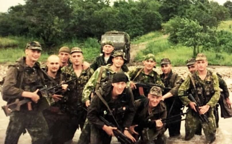 """Отряд ""Меркурий-20"" из спецназа ГРУ"